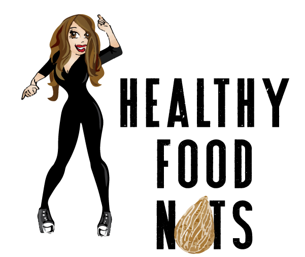 Healthy Food Nuts Character